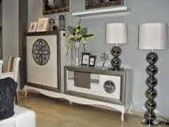 Lacar en dos colores: blanco y gris piedra con ChalkPaint