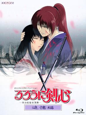 Rurouni Kenshin Tsuioku Hen OVA