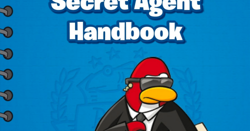 Club Penguin Secret Agent Handbook Book Codes Best Club Penguin