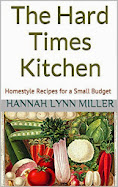 The Hard Times Kitchen cookbook for Kindle