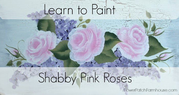 http://www.flowerpatchfarmhouse.com/paint-a-shabby-rose-in-3-minutes/