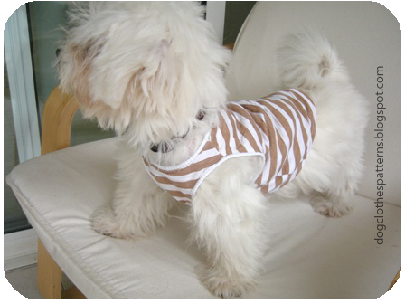 Dog T Shirt Sewing Pattern My Sewing Patterns