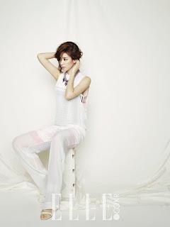 Han Hyo Joo 한효주 Elle Korea Pictures 4