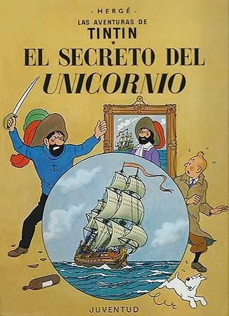 TINITN EL SECRETO DEL UNICORNIO