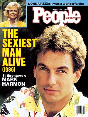 Elsewhere's Mark Harmon,