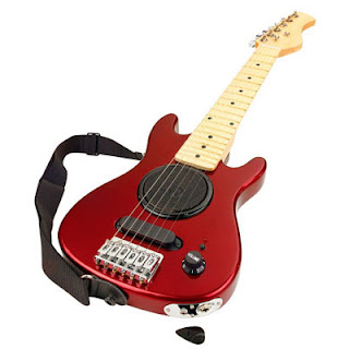 foto de la guitarra electrica