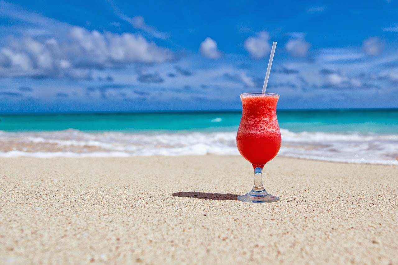Sun sea sand cocktail