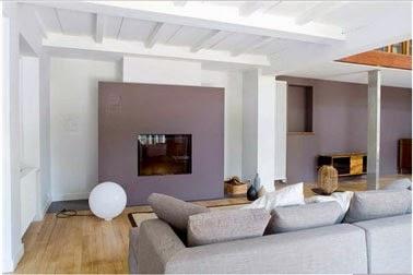 Ideas de decoraci n con color gris en la sala de estar for Como decorar una sala gris
