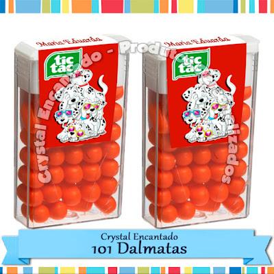 Personalizados 101 Dalmatas