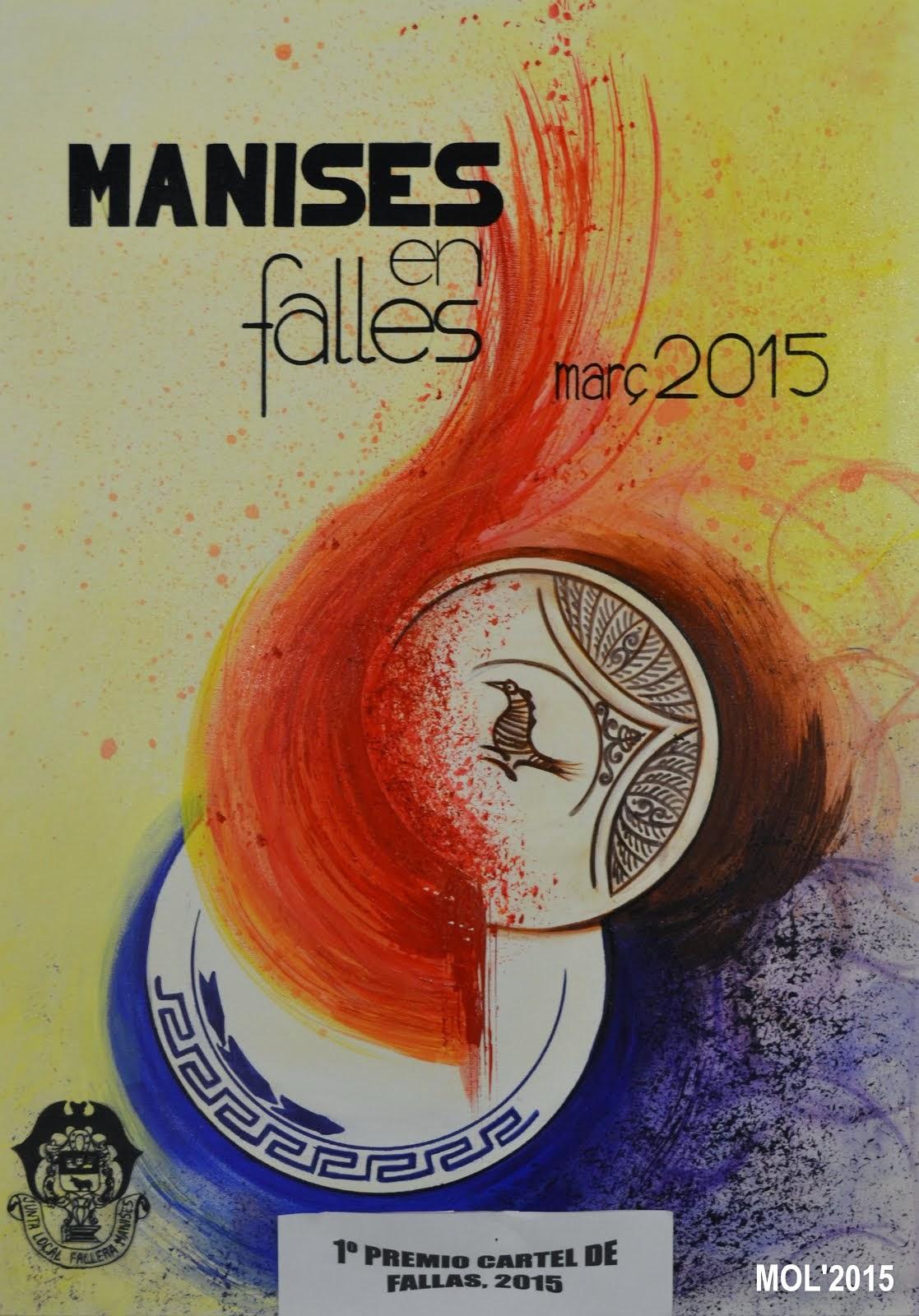 LES FALLES 2015, PROGRAMA DELS ACTES