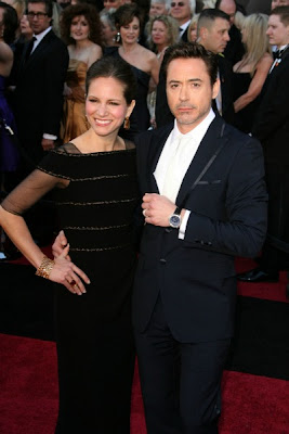Robert Downey Jr Wife