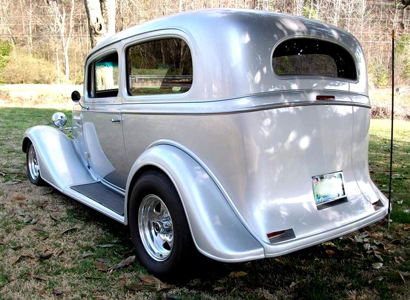 247 autoholic sedan sunday for 1935 chevy 2 door sedan