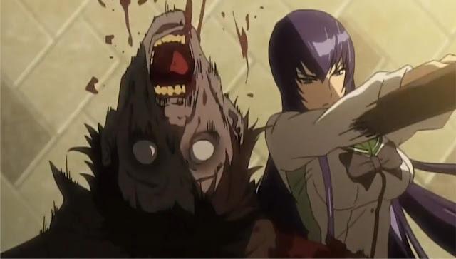 [Anime] High School of the Dead Español Mediafire