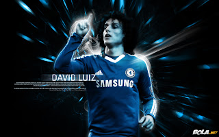 David Luiz Chelsea Wallpaper 2011 3