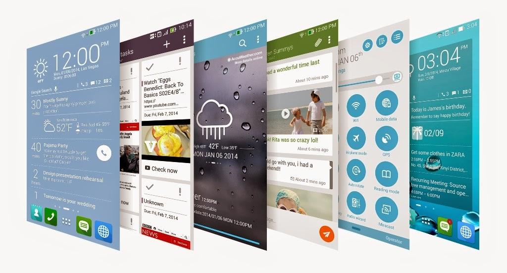 ASUS ZenUI_Zenfone Smartphone Android terbaik