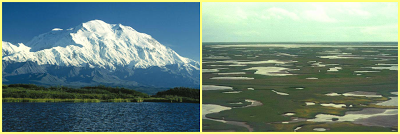 Monte McKingley + Delta Yukon–Kuskokwim