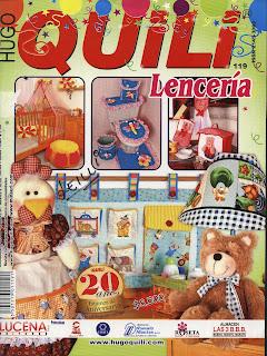 Quili Lenceria Nro. 119