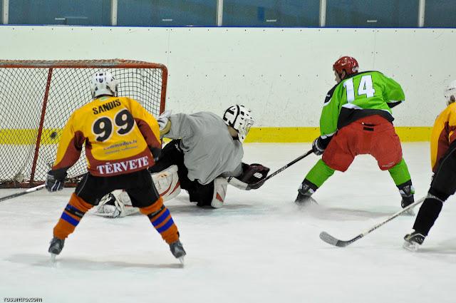 UHL Kausa izcīņa pirmā spēle par trešo vietu Tērvete - Privatbank