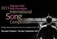 2013 Wigmore Hall / Kohn Foundation International Song Competition
