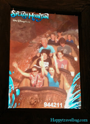 Splash Mountain at Magic Kingdom Disney World