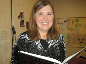 Mrs. Bakken, our Media Specialist