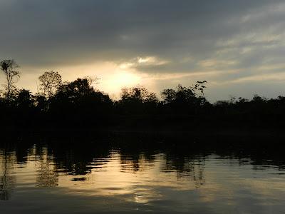 Rio Chucunaque Sunrise
