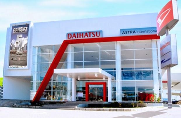 Lowongan kerja PT Astra Daihatsu Motor terbaru