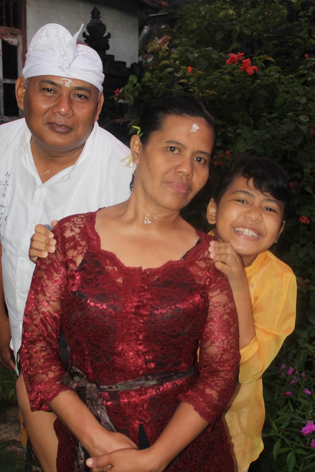 My Family @Nyepi 2012