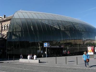 gara din strasbourg