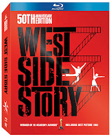 West Side Story – The 50th Anniversary Edition is Coming to Blu-ray and DVD!