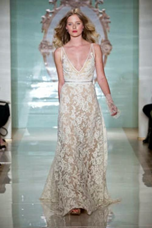 how much are reem acra wedding dresses 107
