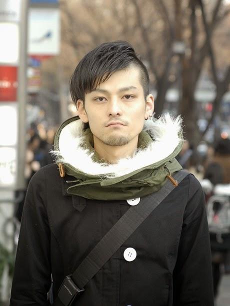 Moda en Aoyama