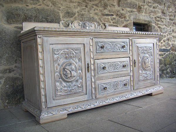 """Arreglar Baño Antiguo:Transformar un mueble clásico en uno con estilo """"vintage"""" Bricolaje"""