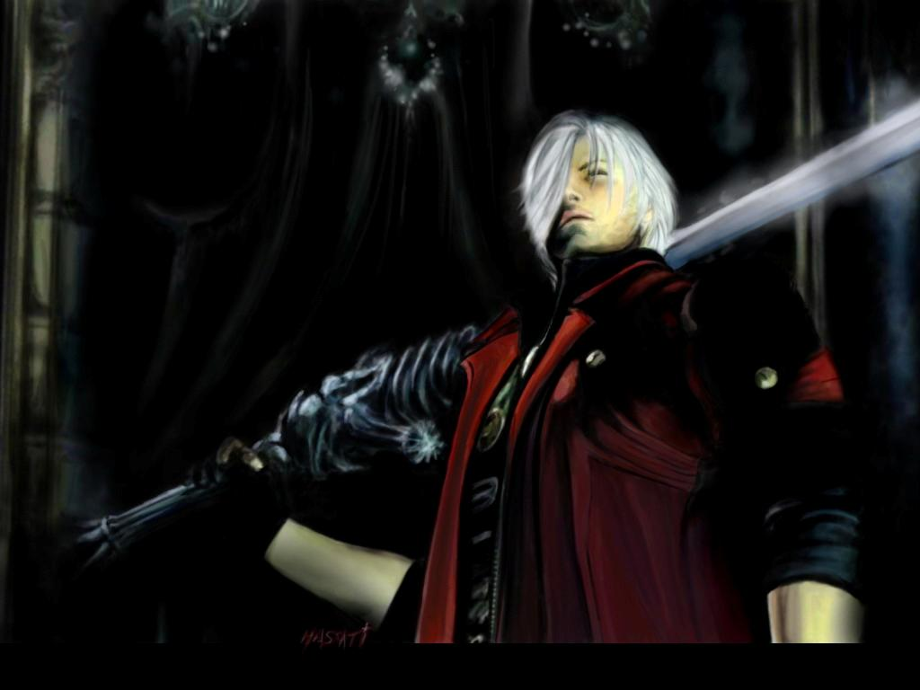 Devil May Cry HD & Widescreen Wallpaper 0.0146772277902425