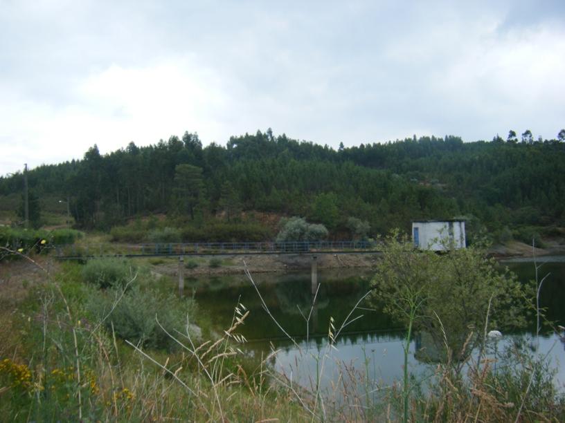 Barragem Vergancinho posto Controlo