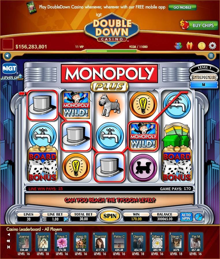 Slots double down casino