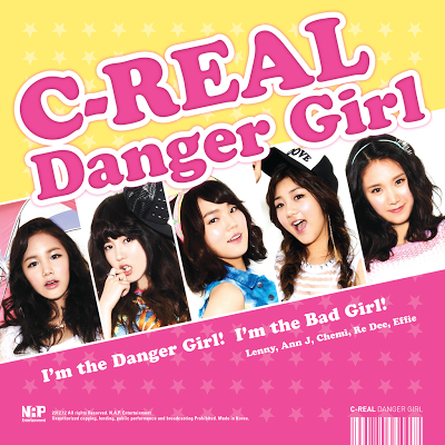 C-REAL Danger Girl