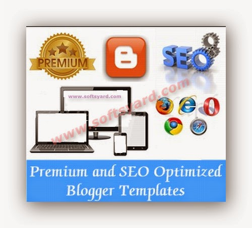 Premium SEO Optimized Blogger Templates