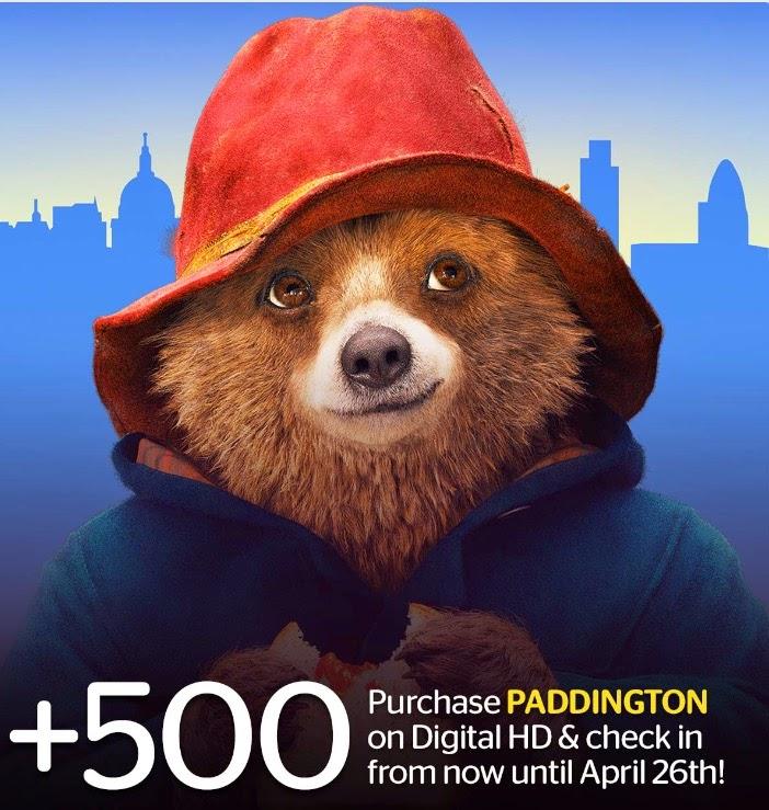 Paddington - Movie bonus