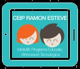 "CEIP Ramon Esteve: ""Ací contem el que fem"""