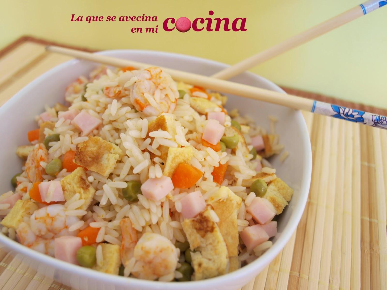 arroz 3 delicias cocinar en casa es