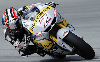Interwetten Honda 2011 Team Motogp