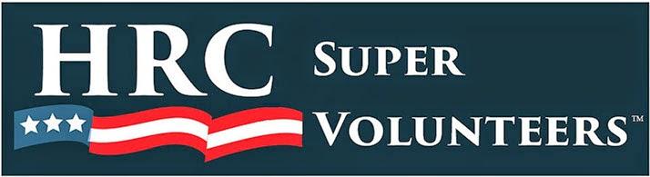 HRC Super Volunteers