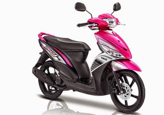 Yamaha Mio J FI Sporty