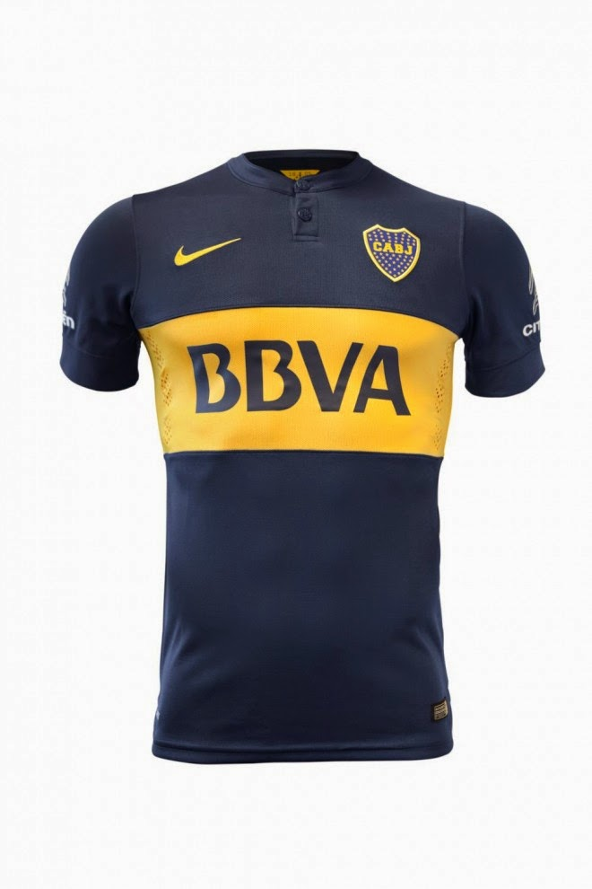 Camiseta Boca Juniors 2016 - 2017 - Botas de fútbol
