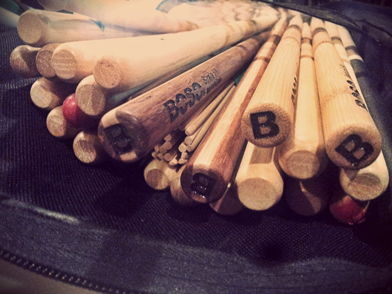 Chris pocket boy georgenes boso bamboo drumsticks for Things you can make with bamboo