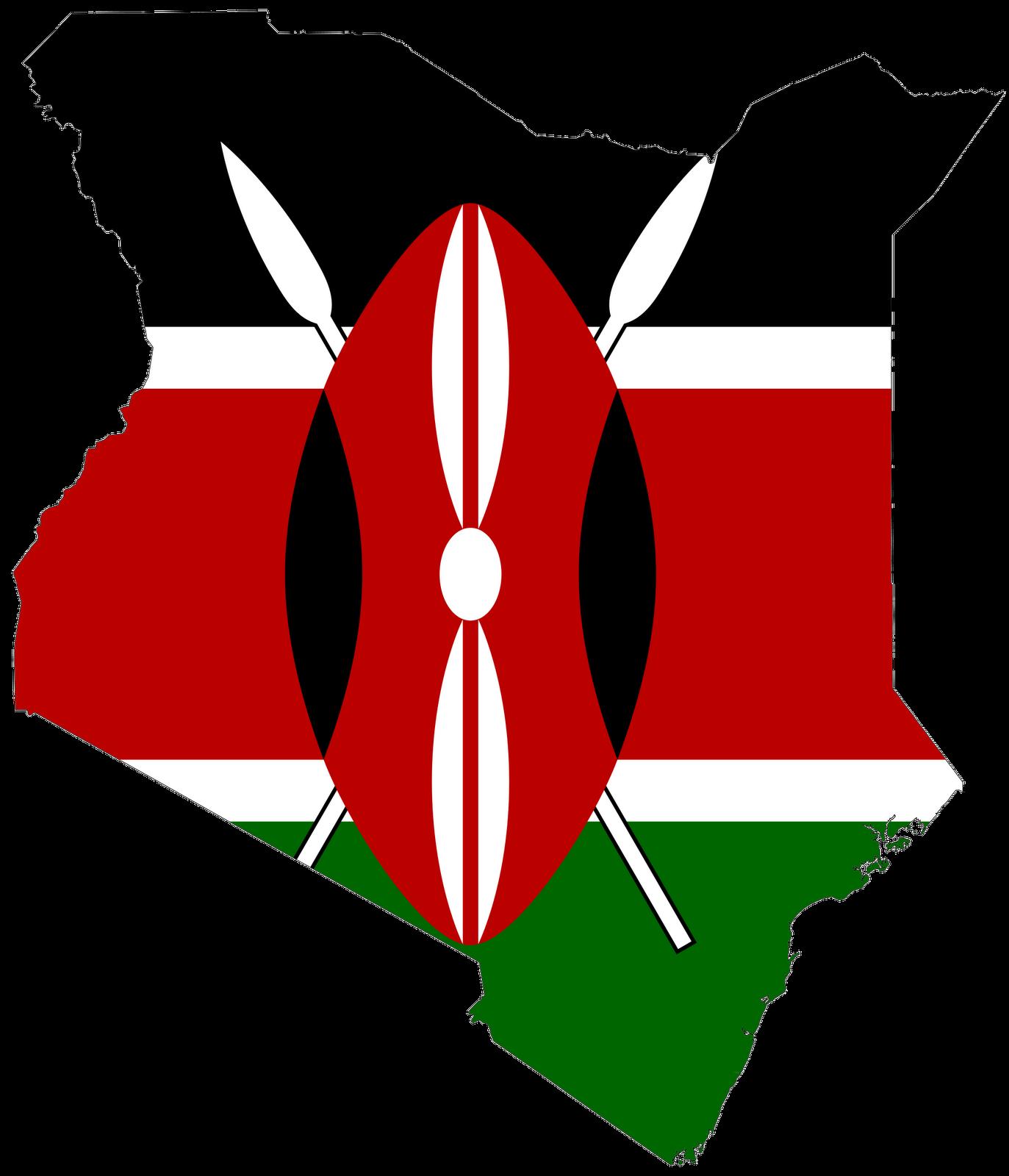 Kenya Flag 071211» Vector Clip Art - Free Clip Art Images