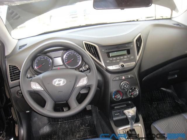 carro HB20 Hyundai Automático