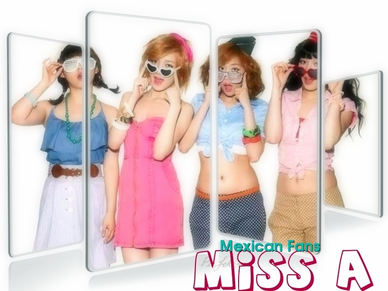 miss A - Say A's Mexico
