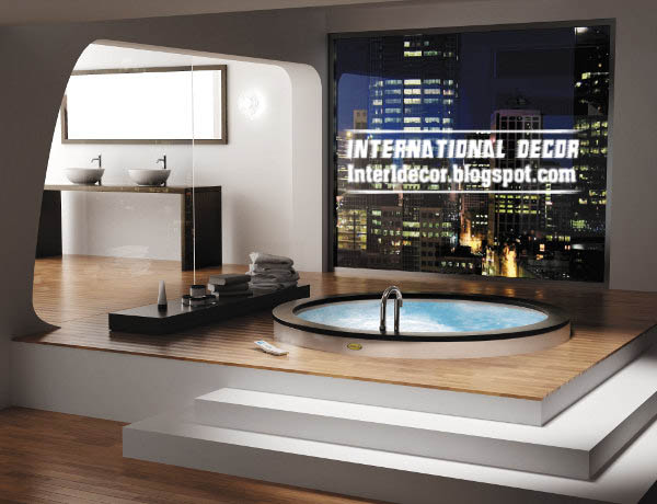 Spanish Jacuzzi bathtubs, romantic Jacuzzi models 2013